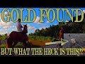 Gold Prospecting With Horses - Arecibo River, Puerto Rico