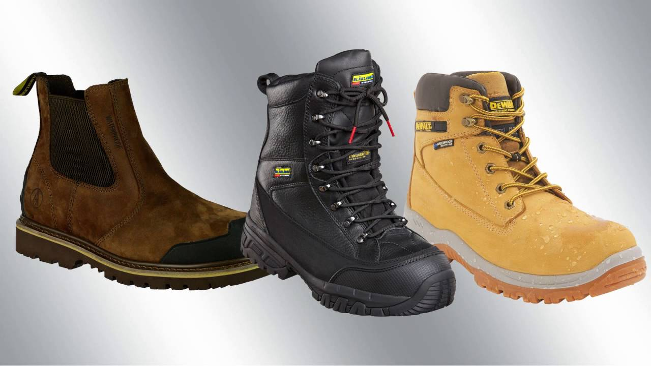 611fe91994 Safety Footwear Safety Boots | Active-Workwear | Active-Workwear