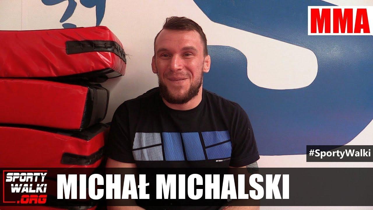 Michał Michalski: Rok 2018 będzie należał do mnie