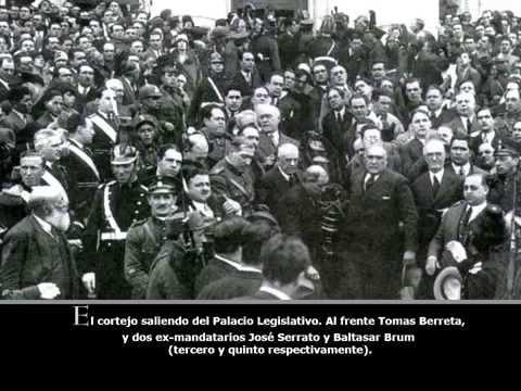 José Batlle y Ordóñez. El sepelio. 12/12
