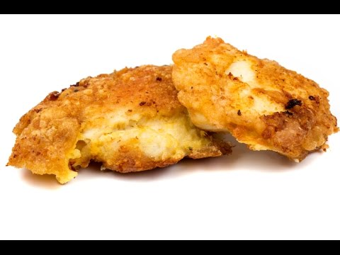 HOW TO MAKE CHICKEN CUTLETS WITHOUT EGGS!