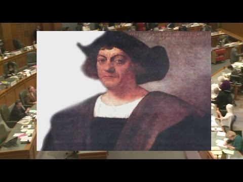 Columbus Day name change possible for New Mexico