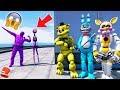 DID PURPLE PUPPET JOIN PURPLE GUY? THE DARK SIDE! (GTA 5 Mods For Kids FNAF RedHatter)