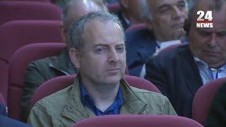 Ալեքսանդր Լապշինը Գավառում մասնակցում է«Իմ քայլը՝ հանուն Գեղարքունիքի մարզի» համաժողովին