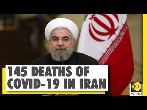 Coronavirus Outbreak: Deaths of Coronavirus reaches 145 in Iran