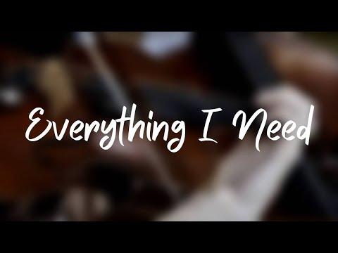 WEDDING SONG: Everything I Need (with lyrics)