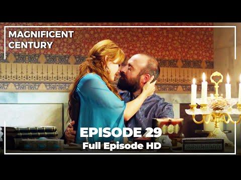 Magnificent Century Episode 29 | English Subtitle HD