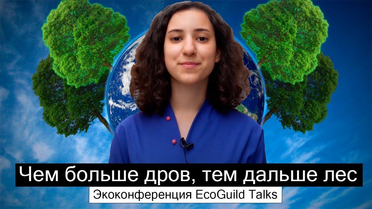 Как ЭкоГильдия МГУ спасает мир?