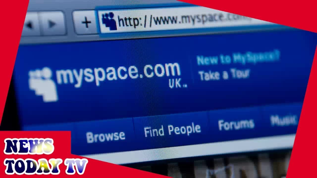 Myspace loses 12 years' worth of music uploaded to the site  up to 50 million songs