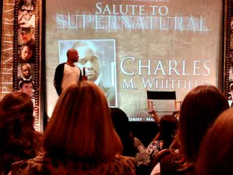 Charles Malik Whitfield @ Cherry Hill SN Con
