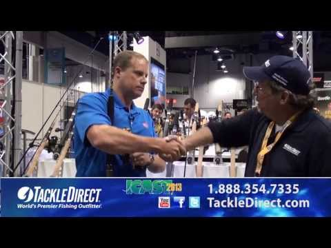 Penn Spinfisher V Combo At ICAST 2013