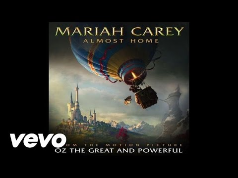Mariah Carey - Almost Home (Audio)
