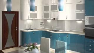 видео Современные кухни в стиле Модерн фото