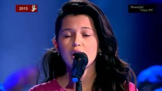 'Broken Vow'(Lara Fabian).Alina/Xenia/Christina.The Voice Kids Russia 2015.
