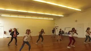 Cours Hip Hop 10-14ans Nantes