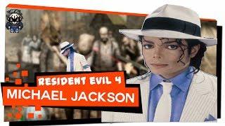 MICHAEL JACKSON - RESIDENT EVIL 4 (MODS)   Games Land