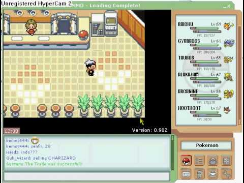 pokemon world online guide