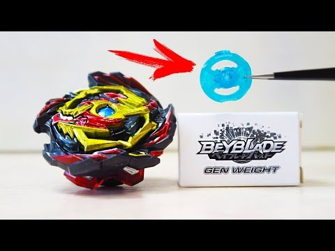 ПРОВЕРКА БЕЙБЛЕЙД ЛАЙФХАКОВ Gen Weight Beyblade Burst