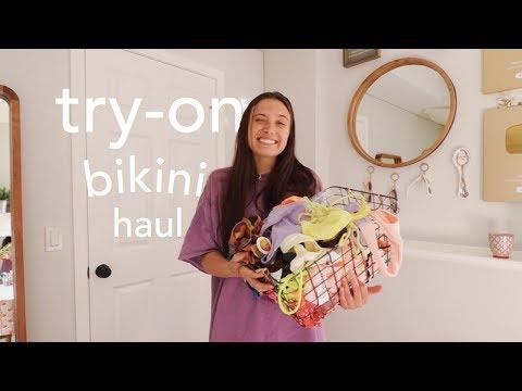 Bikinis That Make Me Feel Confident & CUTE (try-on Haul)