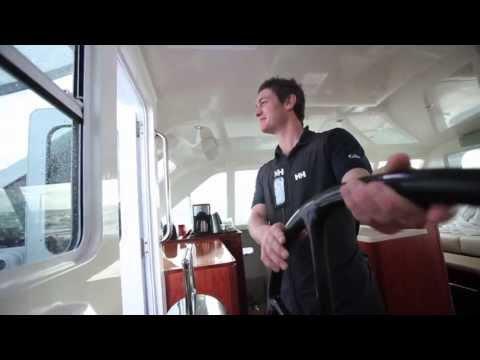 GUNBOAT 66 Boat Test