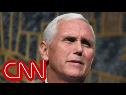 Mike Pence: Time for Mueller to wrap it up