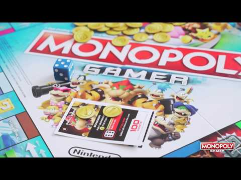 Monopoly Gamer Rules At Play