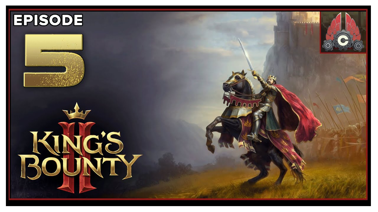CohhCarnage Plays King's Bounty II - Episode 5