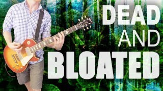 Dead & Bloated |Stone Temple Pilots| Guitar Cover