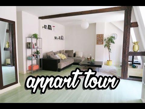 TROUVER SON APPART + APARTMENT TOUR !