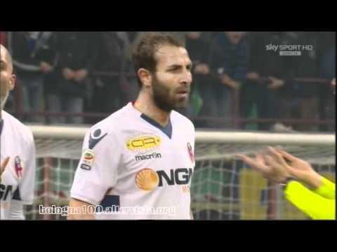 """Bologna FC 1909 17/02/2012 Inter – Bologna 0-3 lo sputo di Castaignos; Bergomi: """"Ma era lontano…"""""""