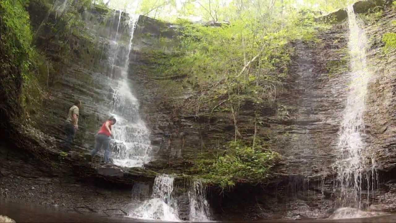 Wildman Twin Falls   Mount Magazine   Arkansas   YouTube