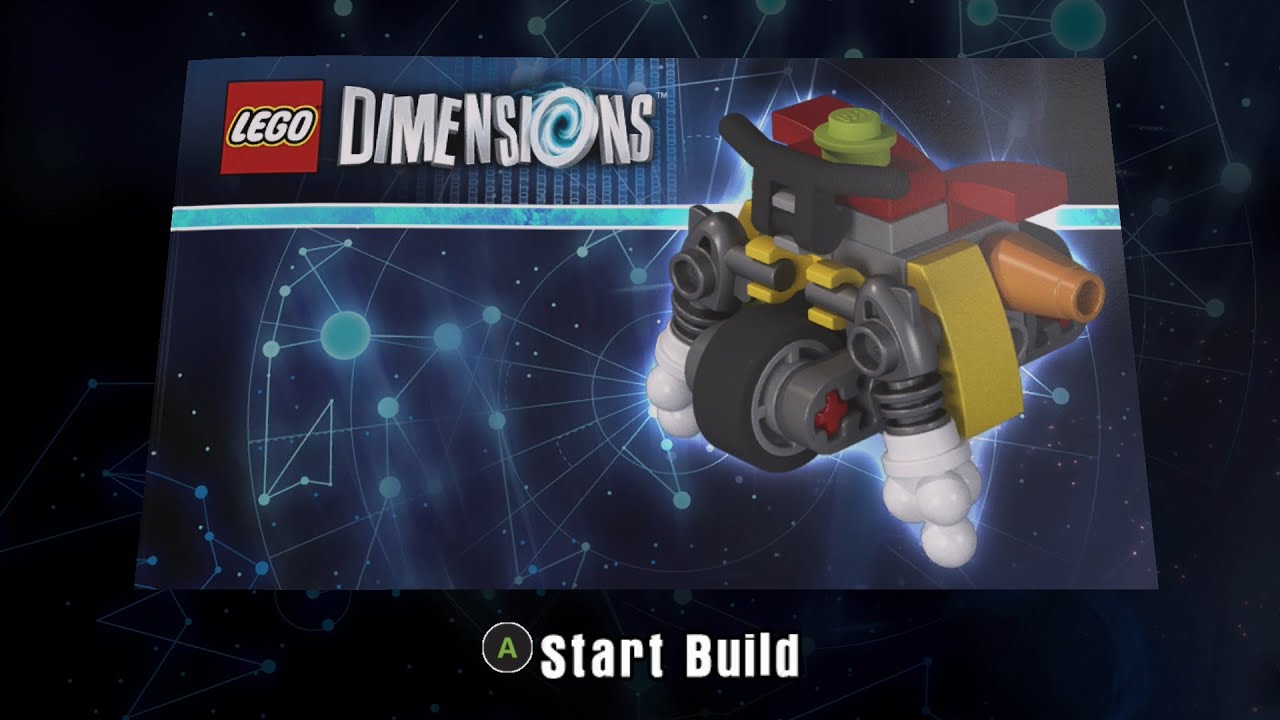 lego dimensions krusty instructions