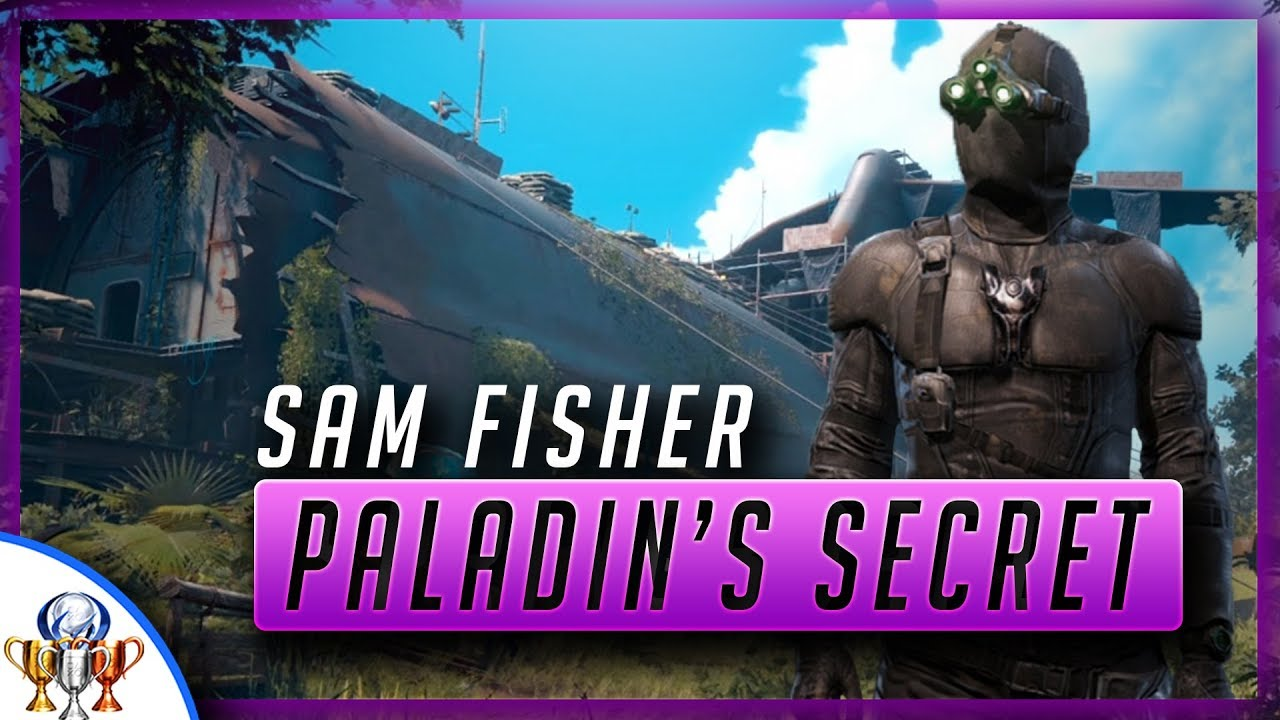 Far Cry New Dawn Paladin S Secret Finding Sam Fishers Secret Outfit Splinter Cell Easter Egg Youtube