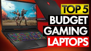 Top 5 BEST Budget Gaming Laptop 2020