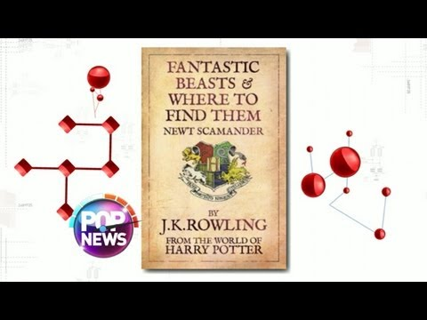 J.K. Rowling's Magical Screenplay For 'Fantastic Beasts And Where To Find Them' Movie