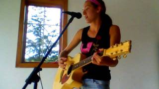 Gun Powder & Lead, Miranda Lambert: cover by Analisa Huschle