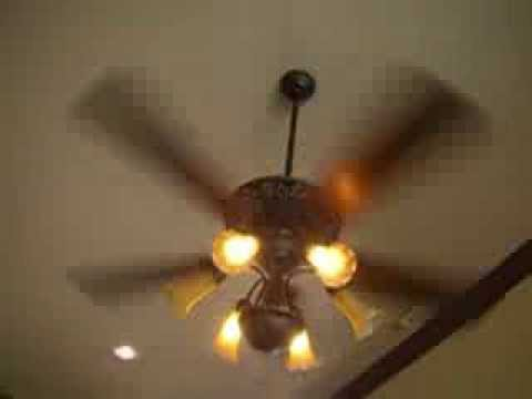 Galleria Ceiling Fan Youtube
