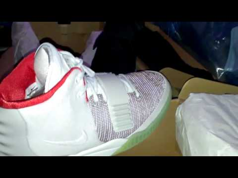 Nike Air Yeezy 2 & Cleaning Techniques