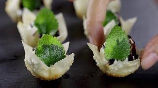 【1mintips】餛飩皮有這麼多妙用?!不要嚇一跳!好吃又有趣的料理,楊桃熱情奉上! thumbnail