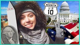 США: Вашингтон, Бостон / Как я ВДРУГ ОХренела!