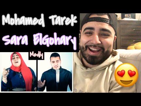 Reaction to Mohamed Tarek & Sara ElGohary Medly