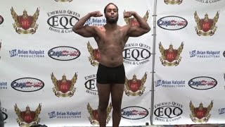 Super Fight League - 45 USA | Official Weigh-In