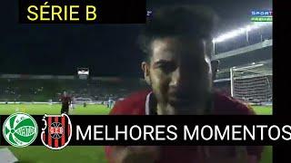 Juventude 0 x 1 Brasil de Pelotas - Melhores Momentos & Gol - Série B