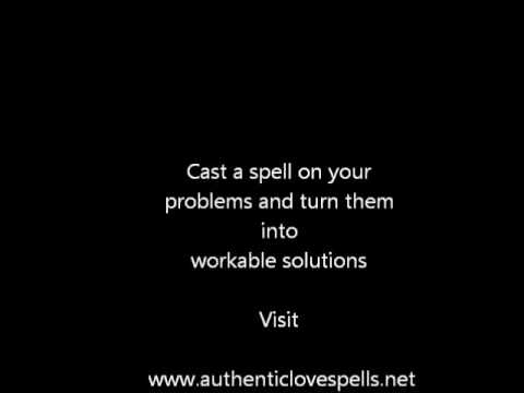 easy spell to get your ex back