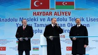 """""""Azerbaycan ile Sözde Değil, Özde Kardeş İki Milletiz"""""""