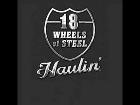 18 wheels of steel haulin main theme
