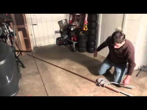 Ridgid 378 Pipe Bender Youtube