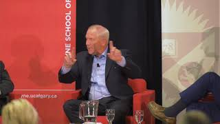 Thumbnail Steve Williams on technology | What is the future of fossil fuels