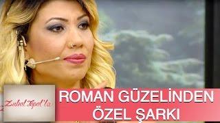 Zuhal Topal'la 70. Bölüm (HD) | Roman Güzeli Vildan'dan, Demir'e Özel Muhteşem Şarkı...