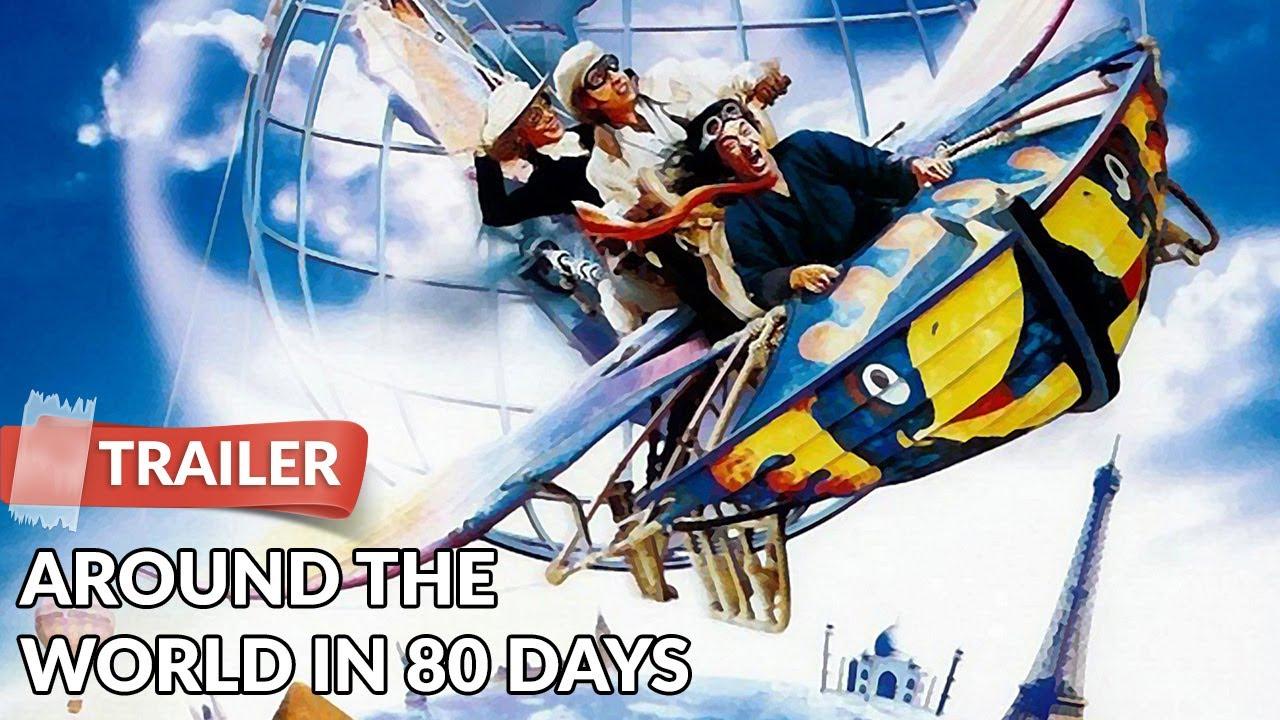 Download Around the World In 80 Days 2004 Trailer HD | Jackie Chan | Steve Coogan